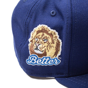BetterTM Dodger Fitted (Lion)