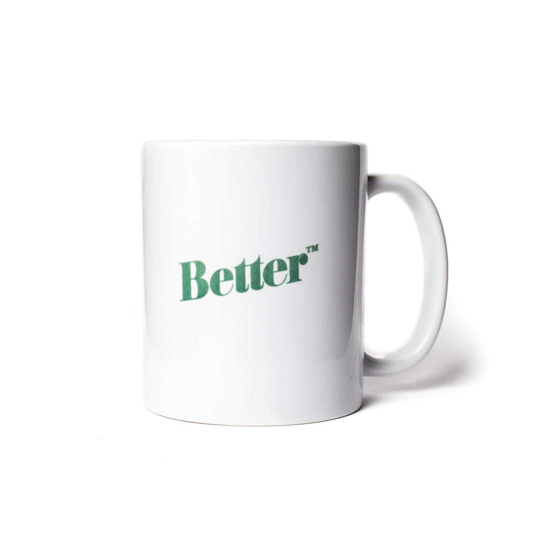 BetterTM Wise Guy Coffee Mug