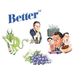 BetterTM Sticker Pack