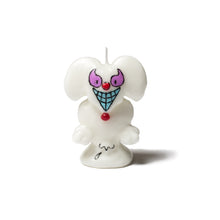 "Load image into Gallery viewer, Better™/Electro Magnetic Olga Goose ""Party Animal"" White Candle"