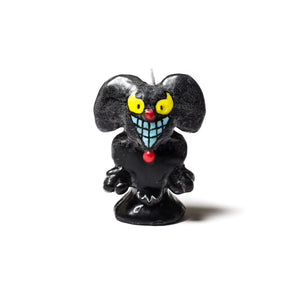"Better™/Electro Magnetic Olga Goose ""Party Animal"" Black Candle"