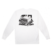 Load image into Gallery viewer, Better™Gift Shop Gimme 5 White L/S Tee