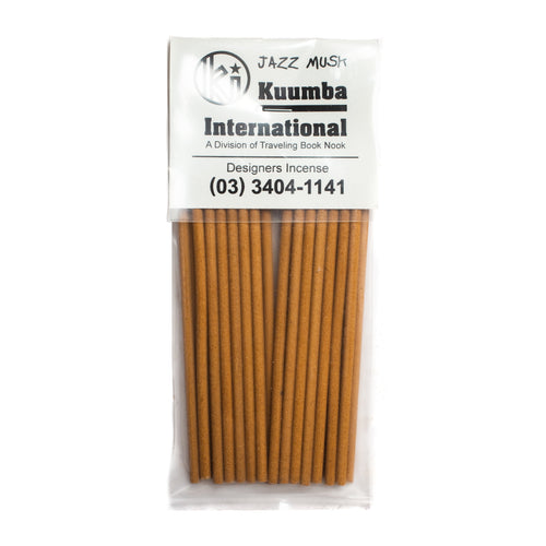 JAZZ MUSK MINI INCENSE PACK