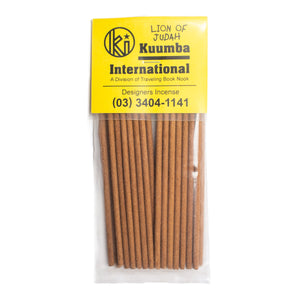 KUUMBA LION OF JUDAH MINI INCENSE PACK