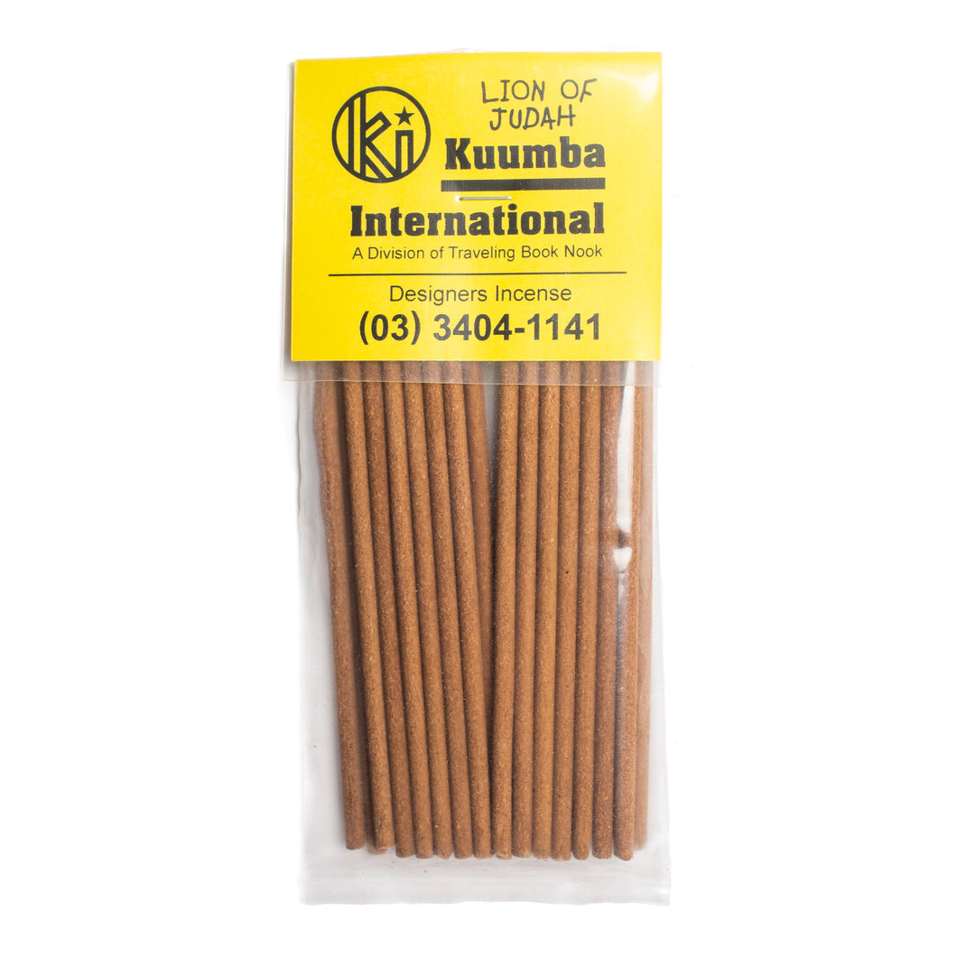 LION OF JUDAH MINI INCENSE PACK