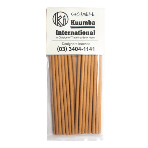 KUUMBA CASHMERE MINI INCENSE PACK