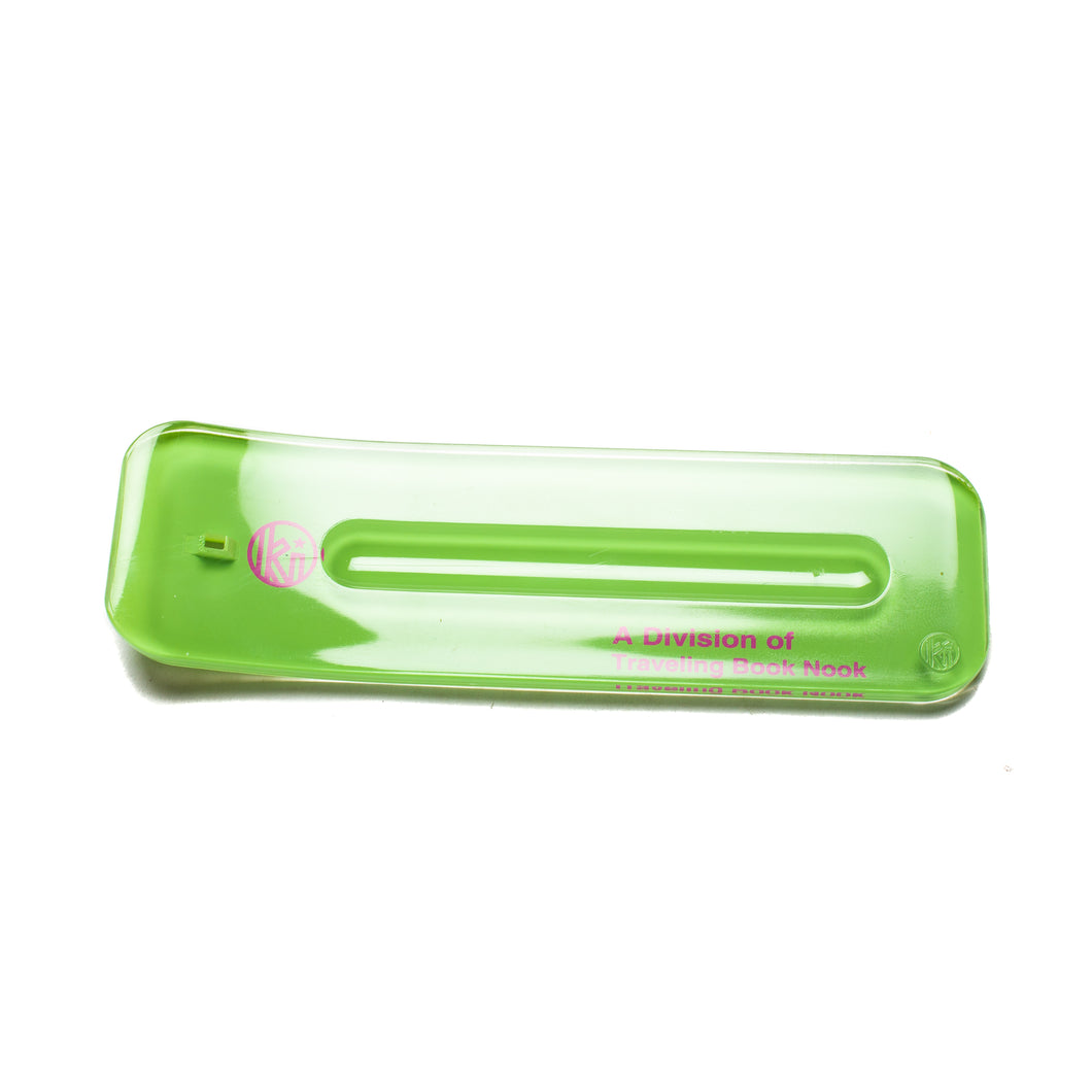 MINI INCENSE HOLDER LIME PURPLE