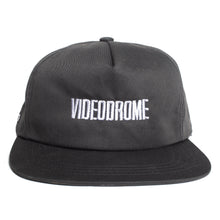 Load image into Gallery viewer, Boys Of Summer Jerry/Videodrome Snapback Charcoal