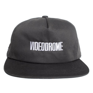 Boys Of Summer Jerry/Videodrome Snapback Charcoal