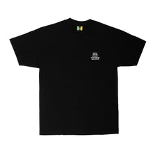 Load image into Gallery viewer, Bedlam Service Tee Black