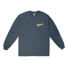 Load image into Gallery viewer, Bedlam Planet Longsleeve Tee Dark Heather