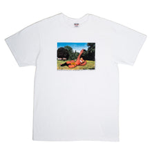 "Load image into Gallery viewer, Better™/Electro Magnetic ""Sculpture"" White S/S Tee"
