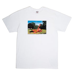"Better™/Electro Magnetic ""Sculpture"" White S/S Tee"