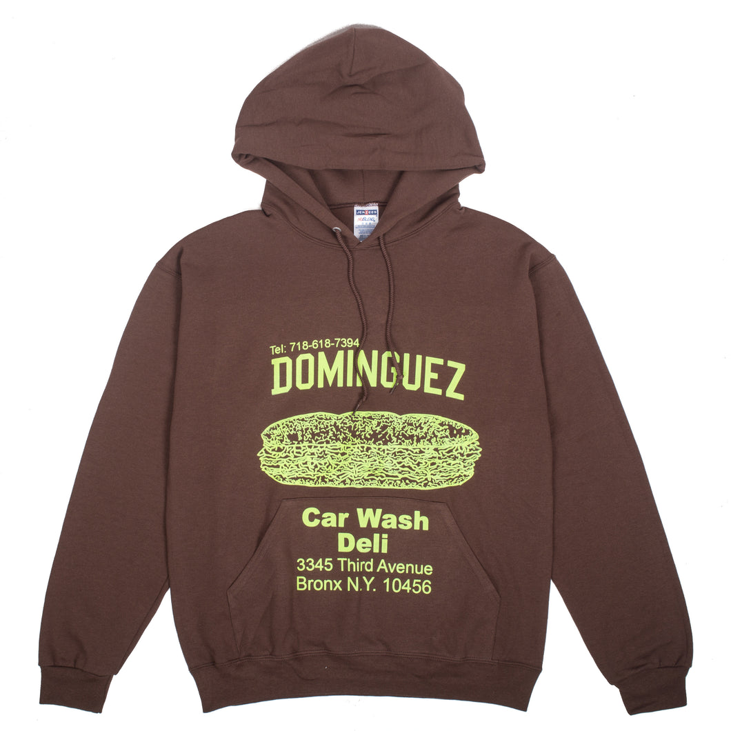 DOMINGUEZ CORP CHOP CHEESE HOODIE