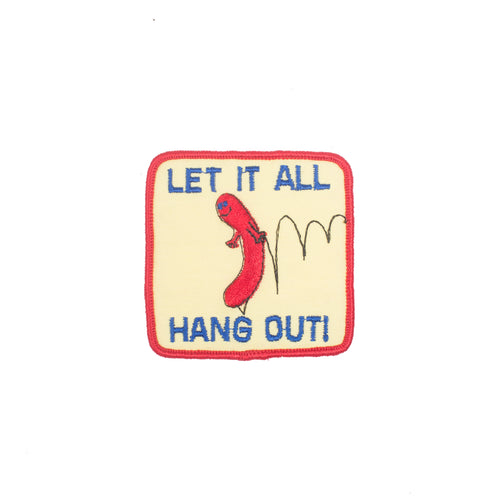 Hang Out Patch