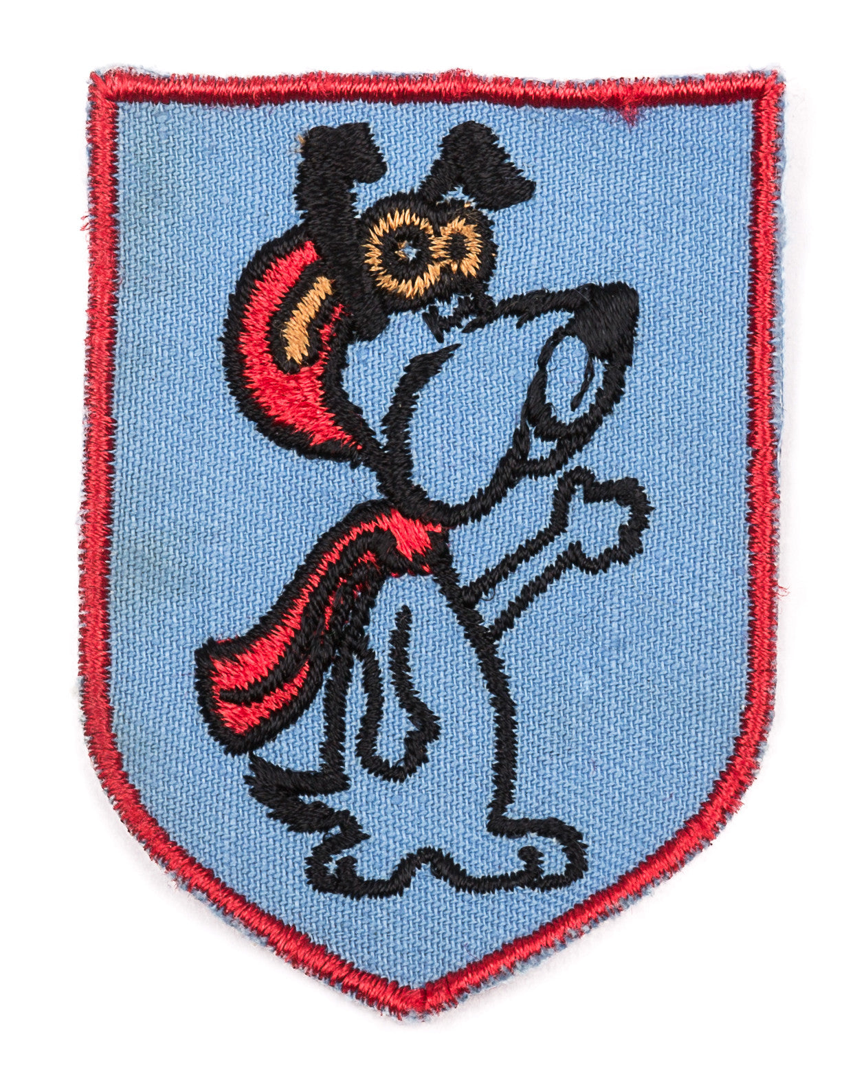 Bulldog Pilot Patch