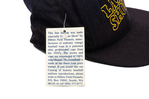 David Letterman Ebbets Hat