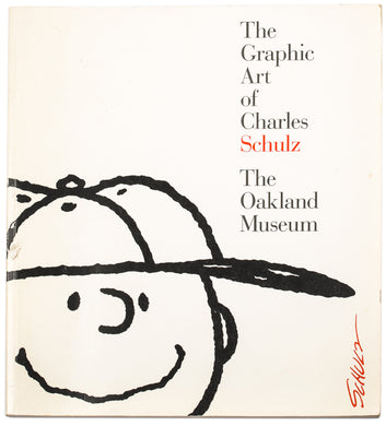The Graphic Art of Charles Schulz
