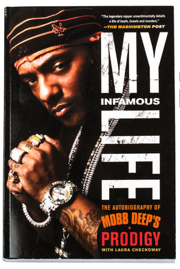 Prodigy: My Infamous Life Book