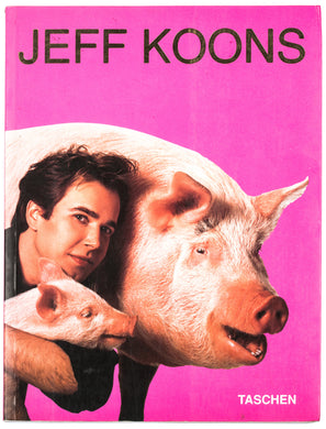 Jeff Koons Book