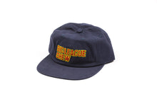 Load image into Gallery viewer, Navy Bubble Gum Hat