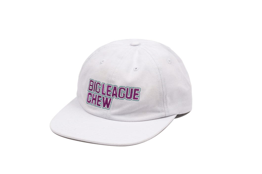 White Bubble Gum Hat