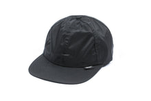 Load image into Gallery viewer, Black Water Resistant Hat