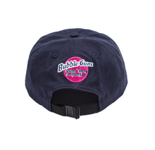 Navy Bubble Gum Hat