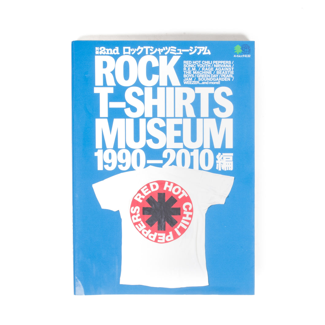 LIGHTNING MAGAZINE - ROCK T-SHIRTS MUSEUM 1990-2010