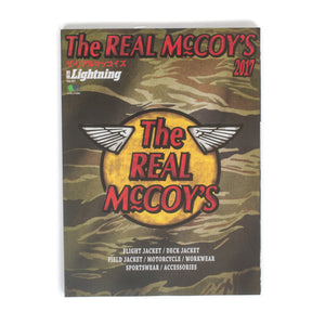 LIGHTNING MAGAZINE - REAL McCOY's BOOK 2017