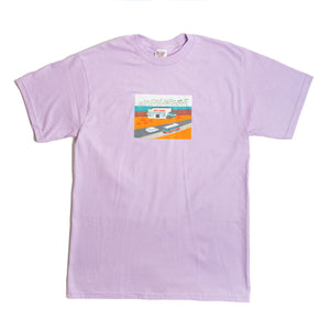 "Better™ ""Yo"" Gift Shop Tee Lilac"