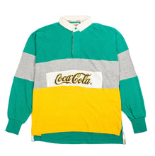 Load image into Gallery viewer, Vintage Coca Cola Rugby