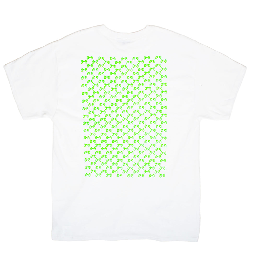 Blohm Two Face Pocket Tee White