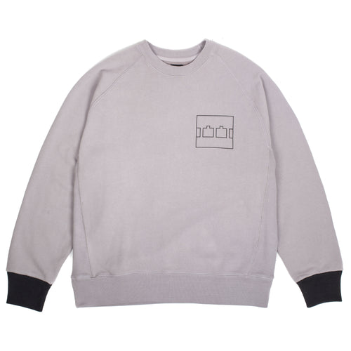 Trilogy Tapes Block Crew Grey
