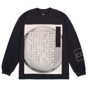 Trilogy Tapes Petri L/S Tee Black