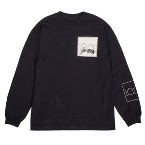 "The Trilogy Tapes - ""Fly"" Black L/S Tee"