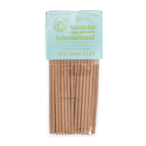 KUUMBA OBAMA MINI INCENSE PACK