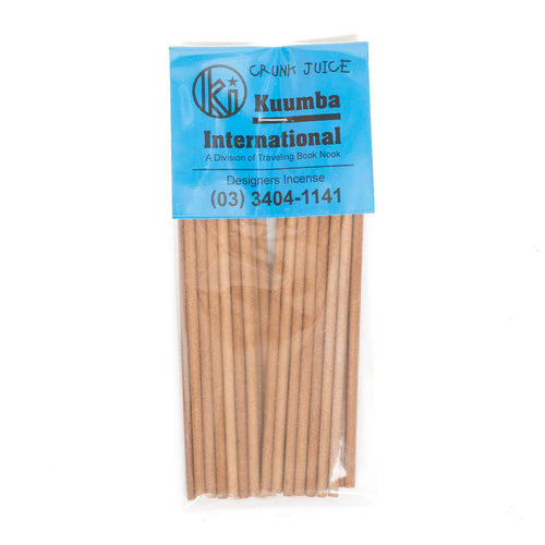 KUUMBA CRUNK JUICE MINI INCENSE PACK