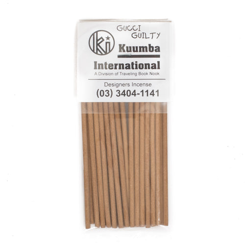 KUUMBA GUCCI GUILTY MINI INCENSE PACK