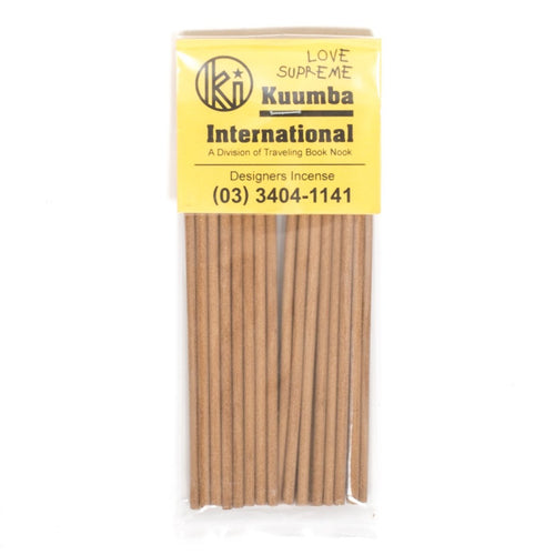 KUUMBA LOVE SUPREME MINI INCENSE PACK