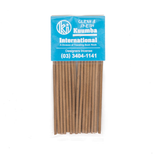 KUUMBA CLEAN & FRESH MINI INCENSE PACK