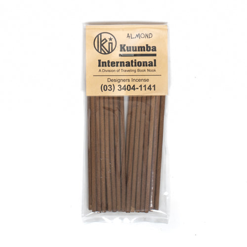 KUUMBA ALMOND MINI INCENSE PACK