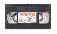 Load image into Gallery viewer, Toy Machine - Welcome To Hell VHS