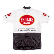 Load image into Gallery viewer, Vintage NFC/Not From Concentrate Phillies Blunt Cycling Jersey