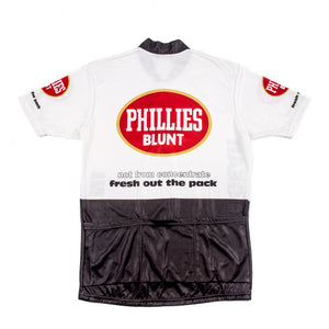 Vintage NFC/Not From Concentrate Phillies Blunt Cycling Jersey