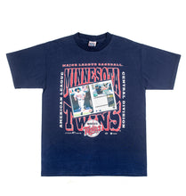 Load image into Gallery viewer, Vintage Minnesota Kirby Puckett Tee
