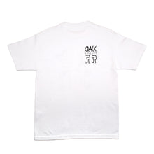 Shawn Powers Crack Gallery T-Shirt in White
