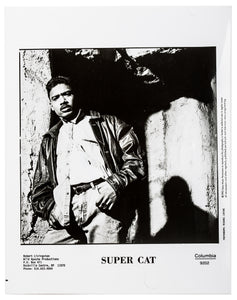 Super Cat Press Photograph