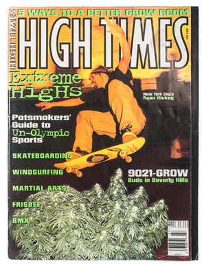 High Times Issue Magazine (July 1996)
