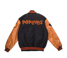 Load image into Gallery viewer, Popeyes Louisiana Chicken Varsity Jacket